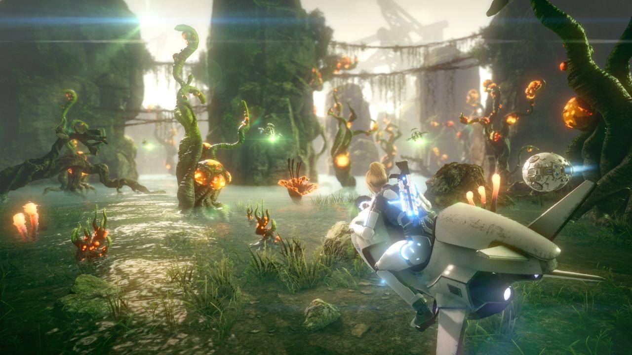 Screenshot from Everreach: Project Eden (6/6)