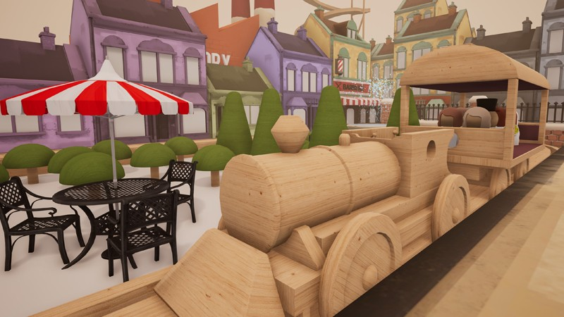 Choo Choo! ... Surprise Gamescom release!