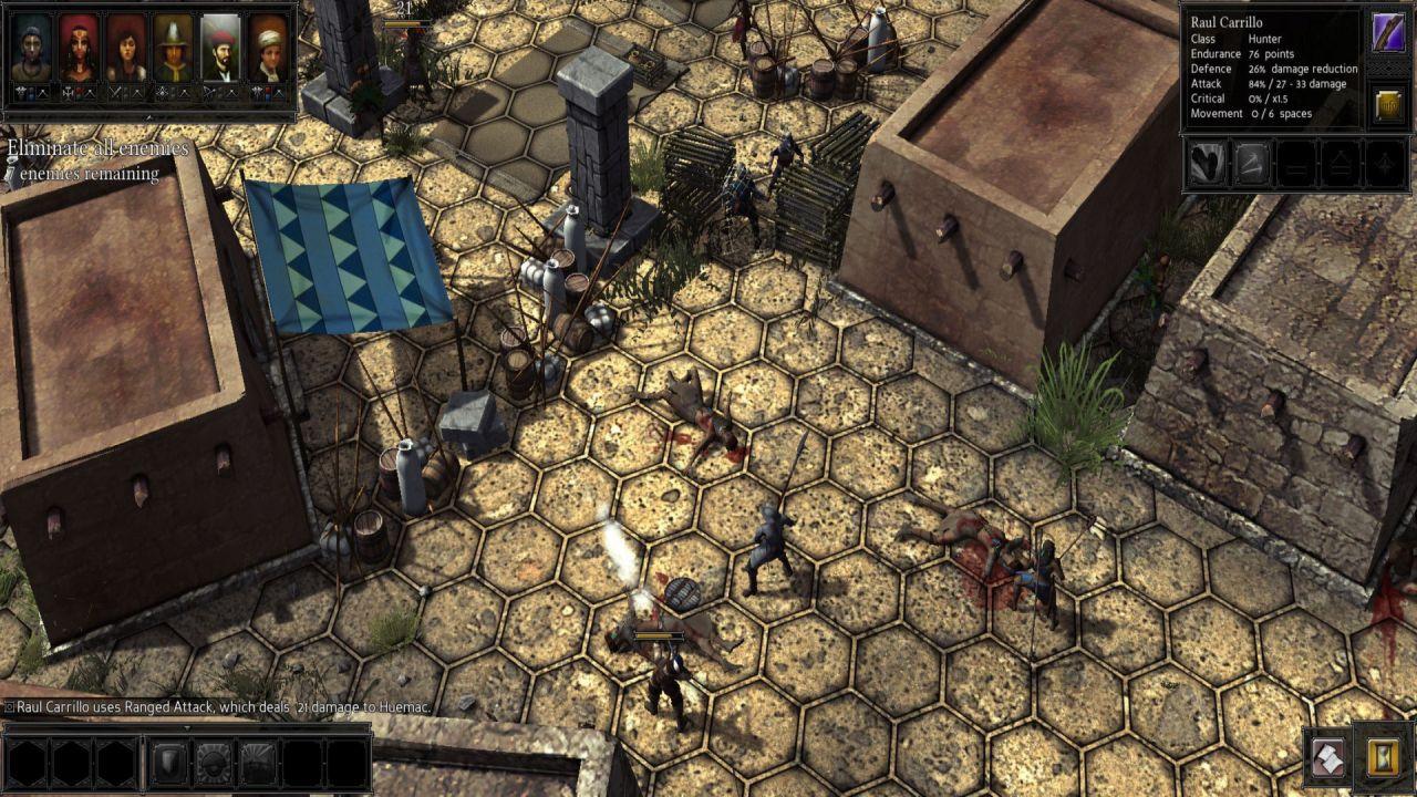 Screenshot from Expeditions: Conquistador (1/5)