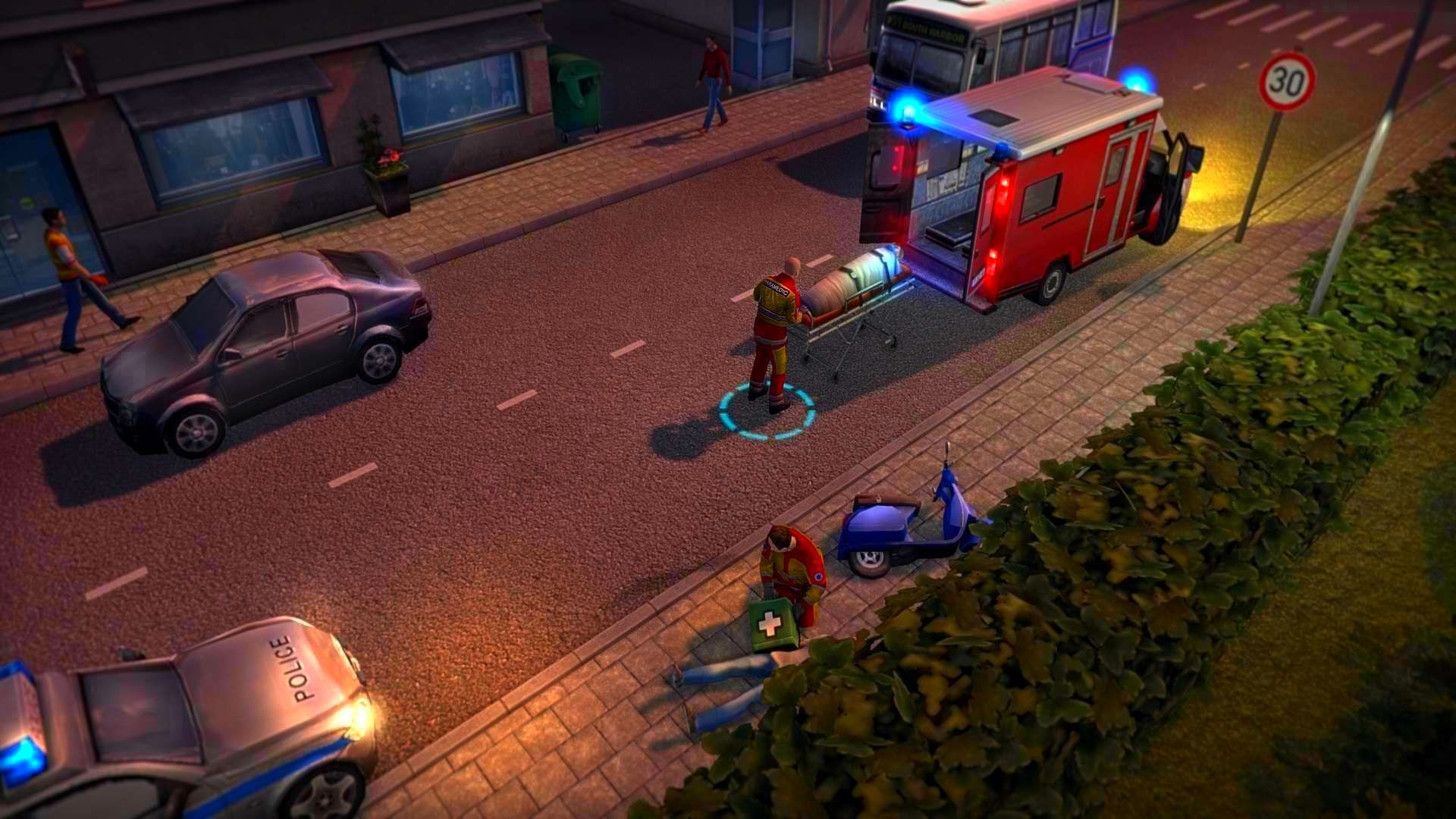 Screenshot from RESCUE 2: Everyday Heroes (3/6)