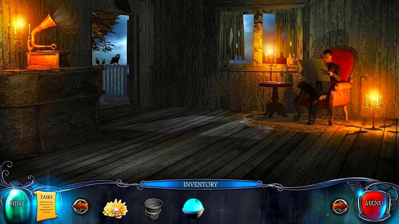 Screenshot from Red Crow Mysteries: Legion (4/10)