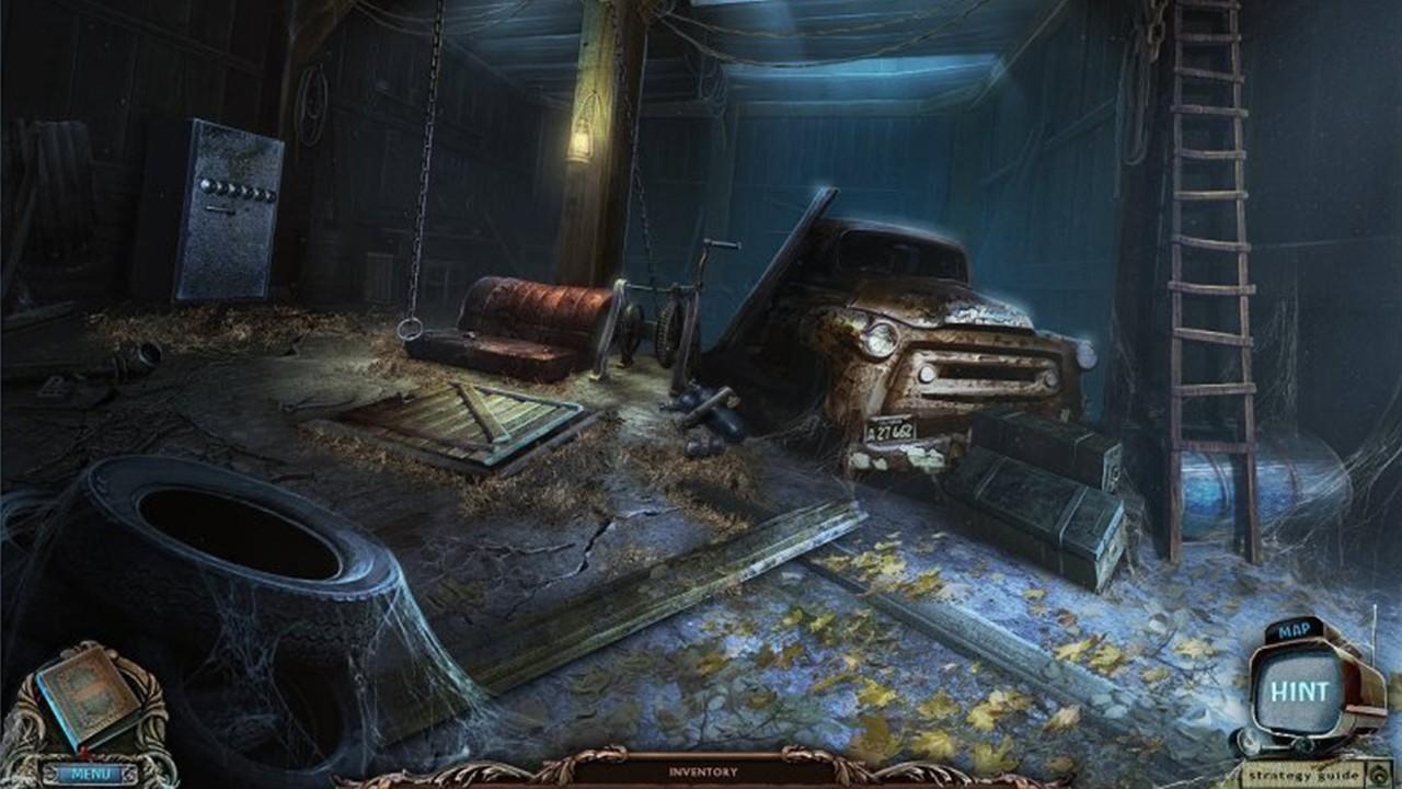 Screenshot from Forbidden Secrets: Alien Town Collector's Edition (5/5)