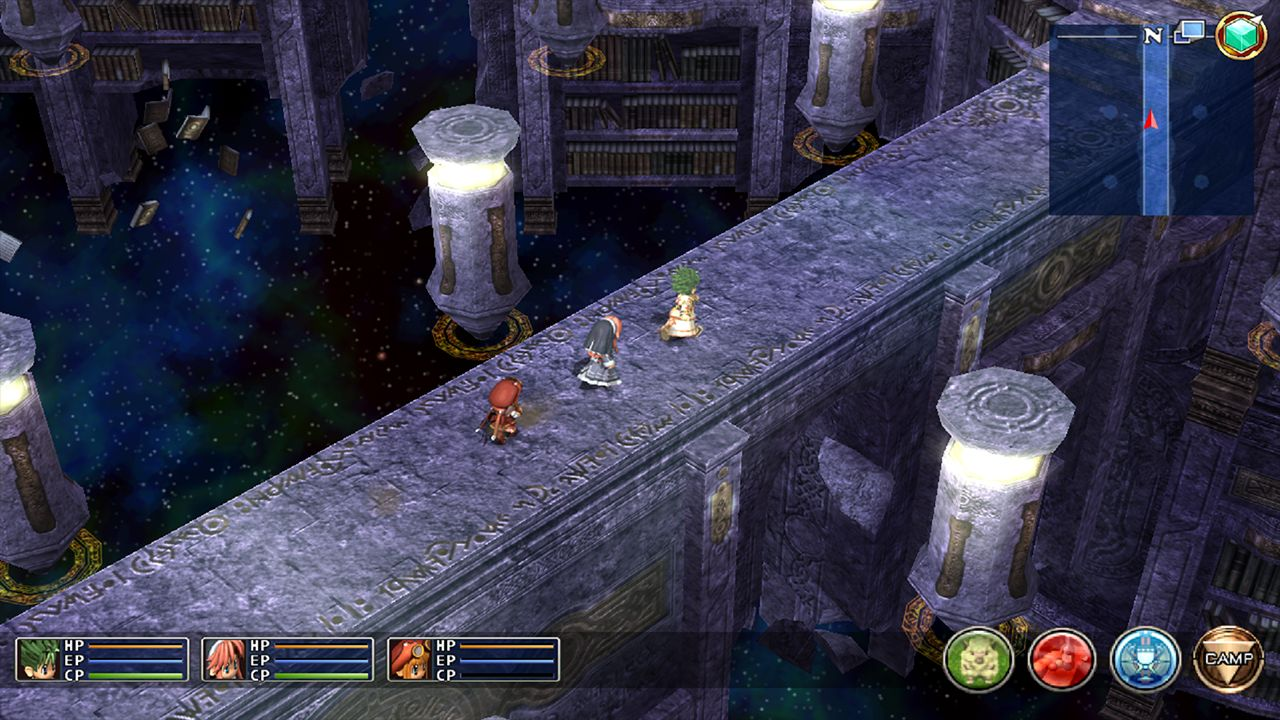 Screenshot from The Legend of Heroes: Trails in the Sky the 3rd (5/5)