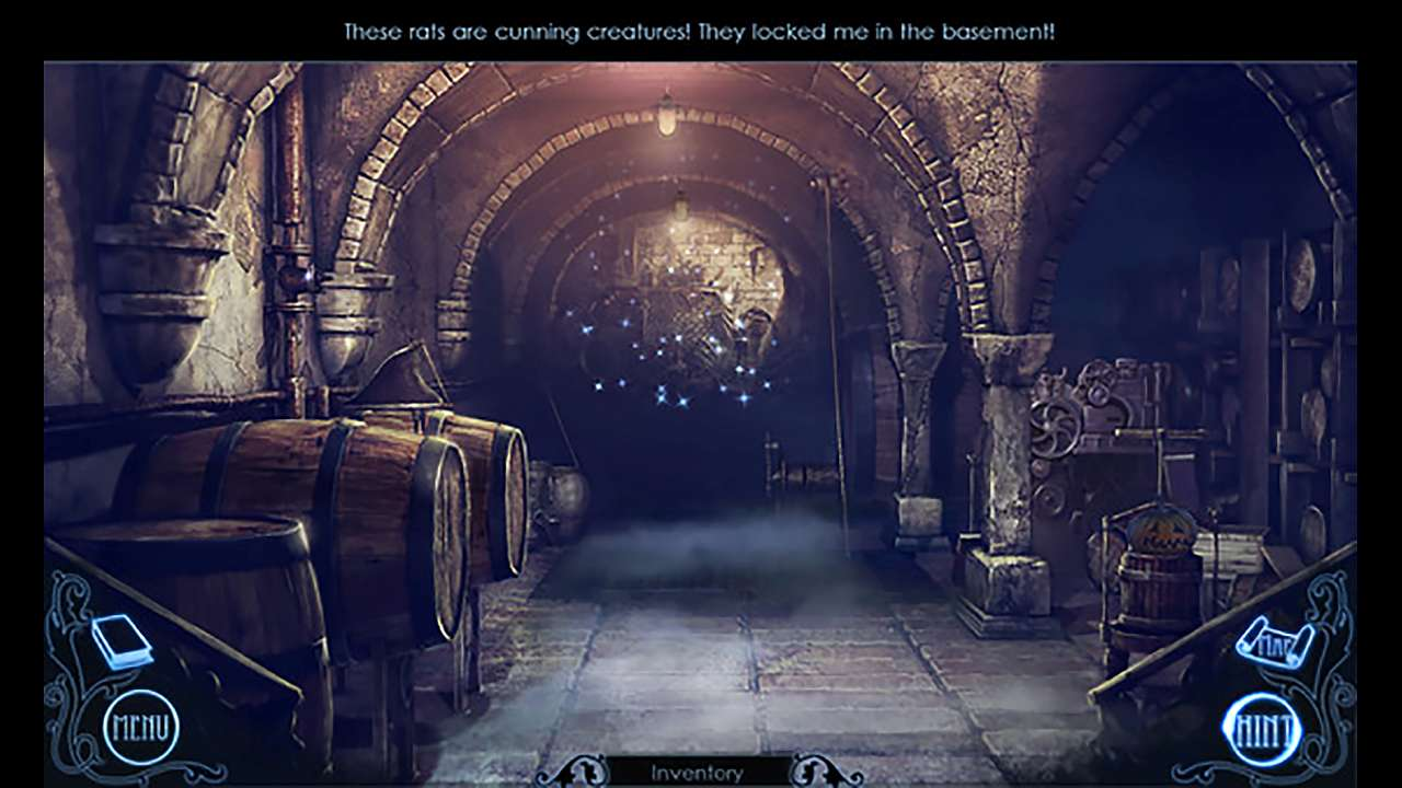 Screenshot from Mystery of Unicorn Castle: The Beastmaster (4/9)