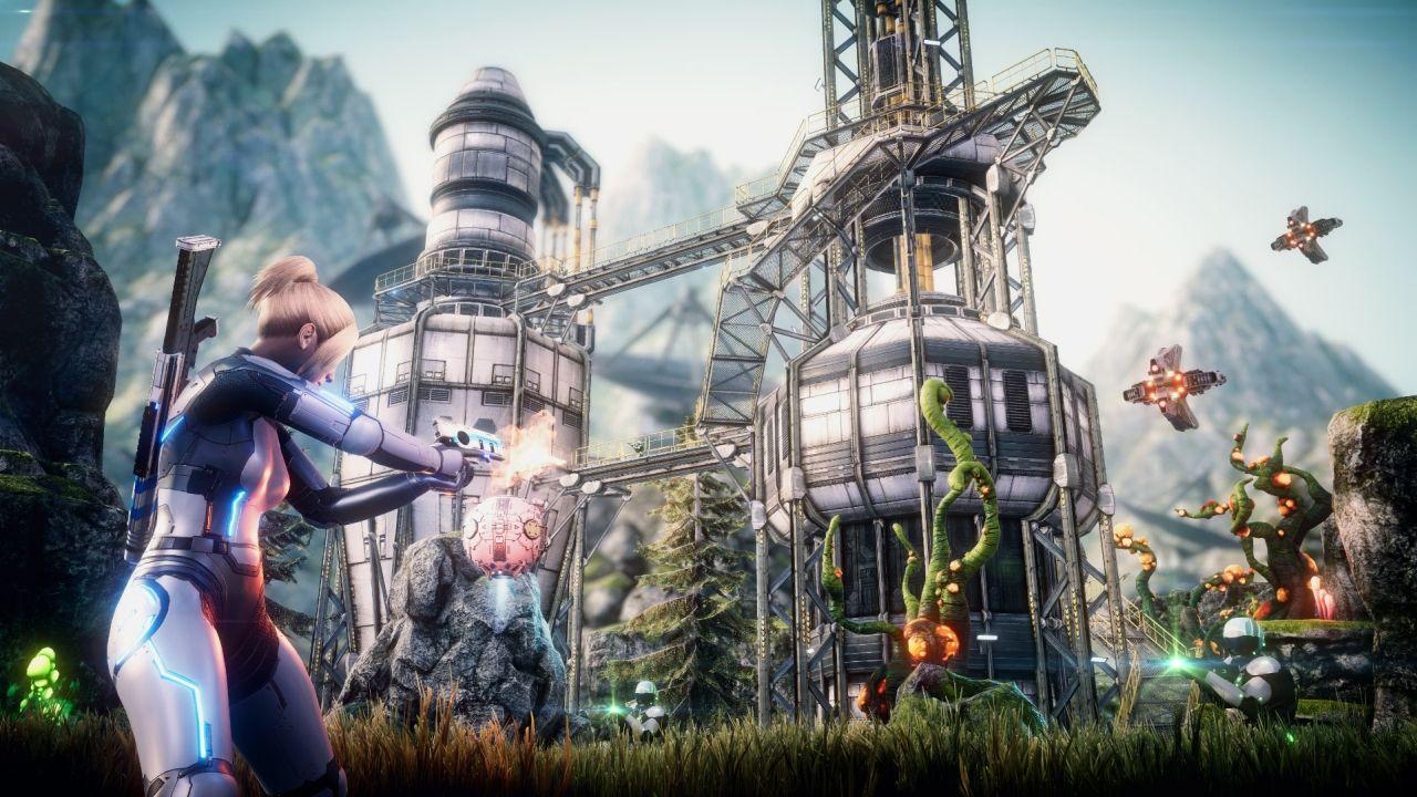 Screenshot from Everreach: Project Eden (2/6)