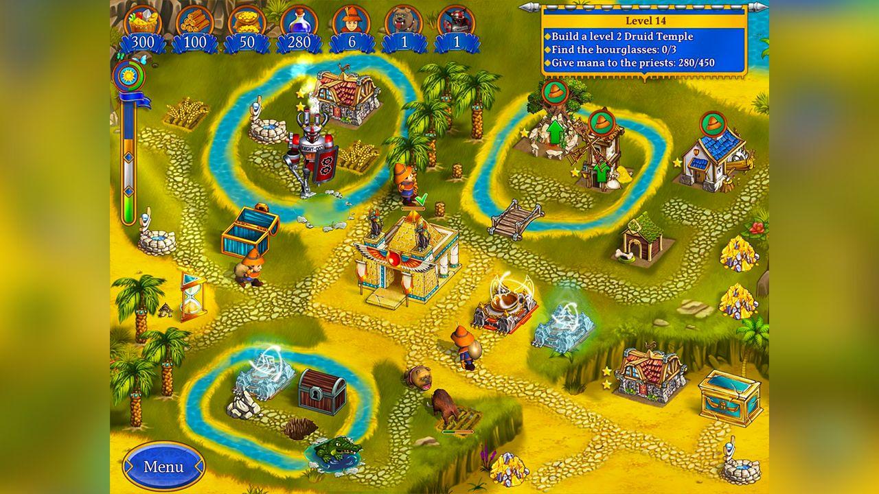 Screenshot from New Yankee 6: In Pharaoh's Court (2/8)
