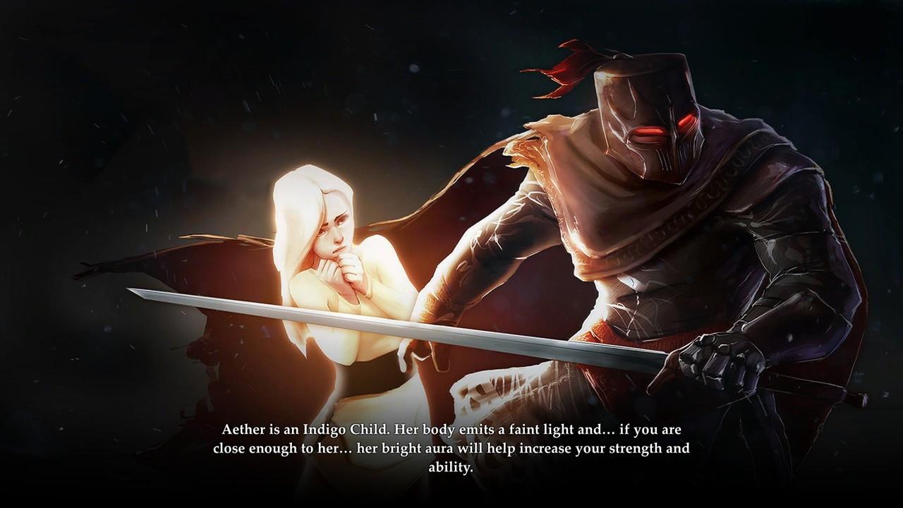 Screenshot from Fall of Light (7/7)