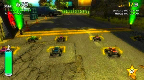 Screenshot from RC Cars (4/4)