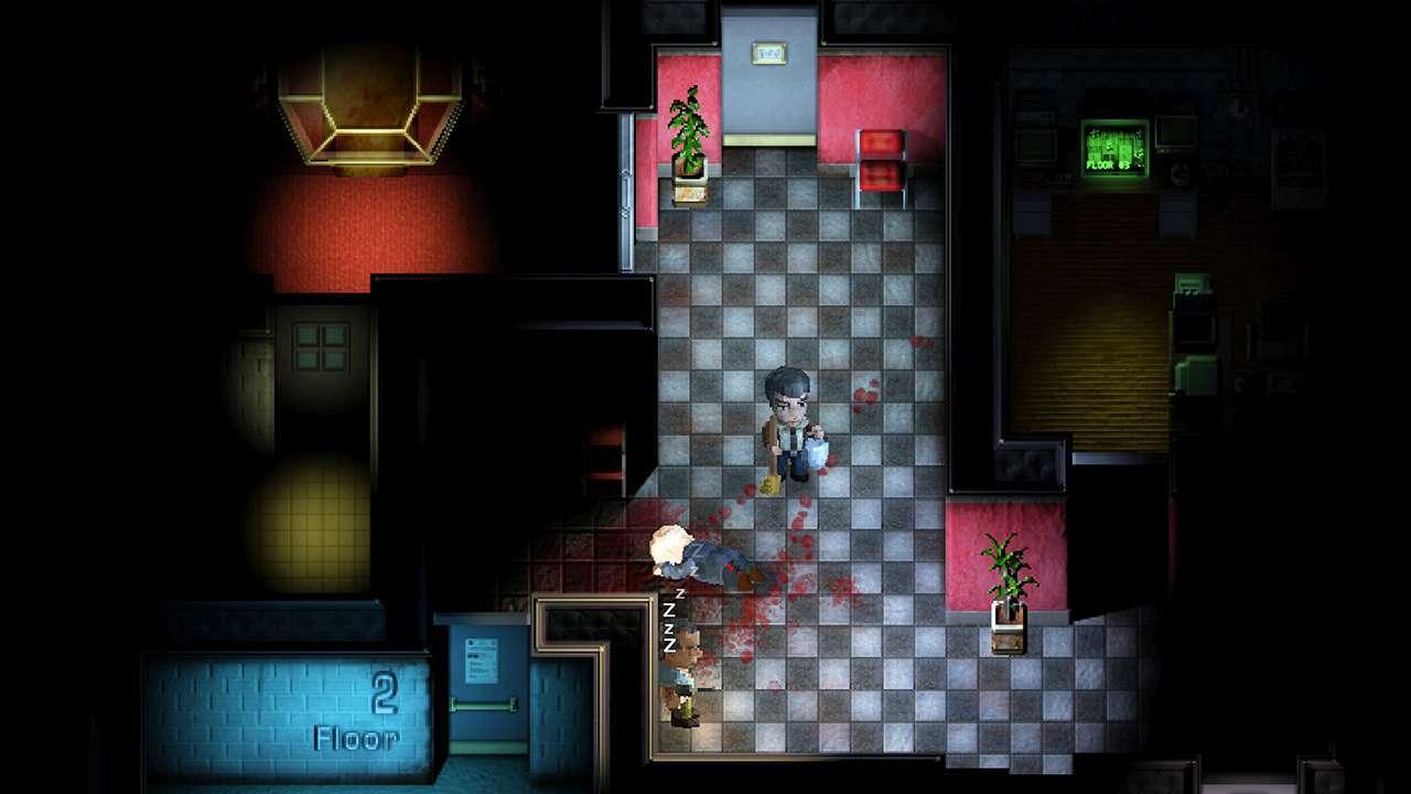 Screenshot from 2Dark (5/9)