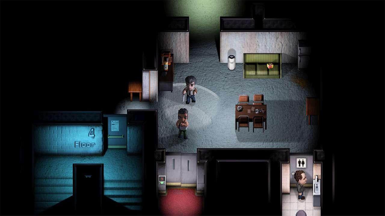 Screenshot from 2Dark (1/9)
