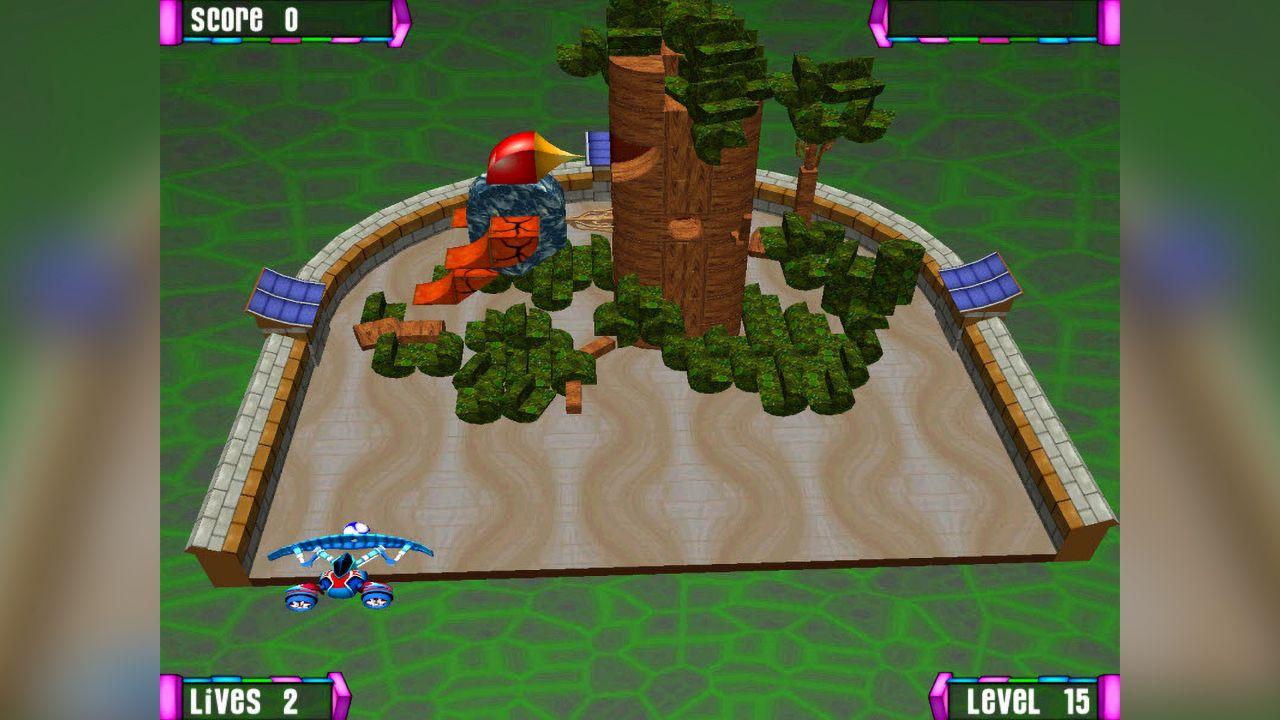 Screenshot from Smash Frenzy 2 (5/8)