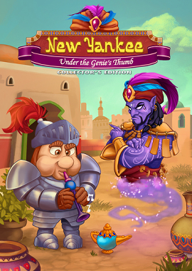 New Yankee 10: Under the Genie's Thumb