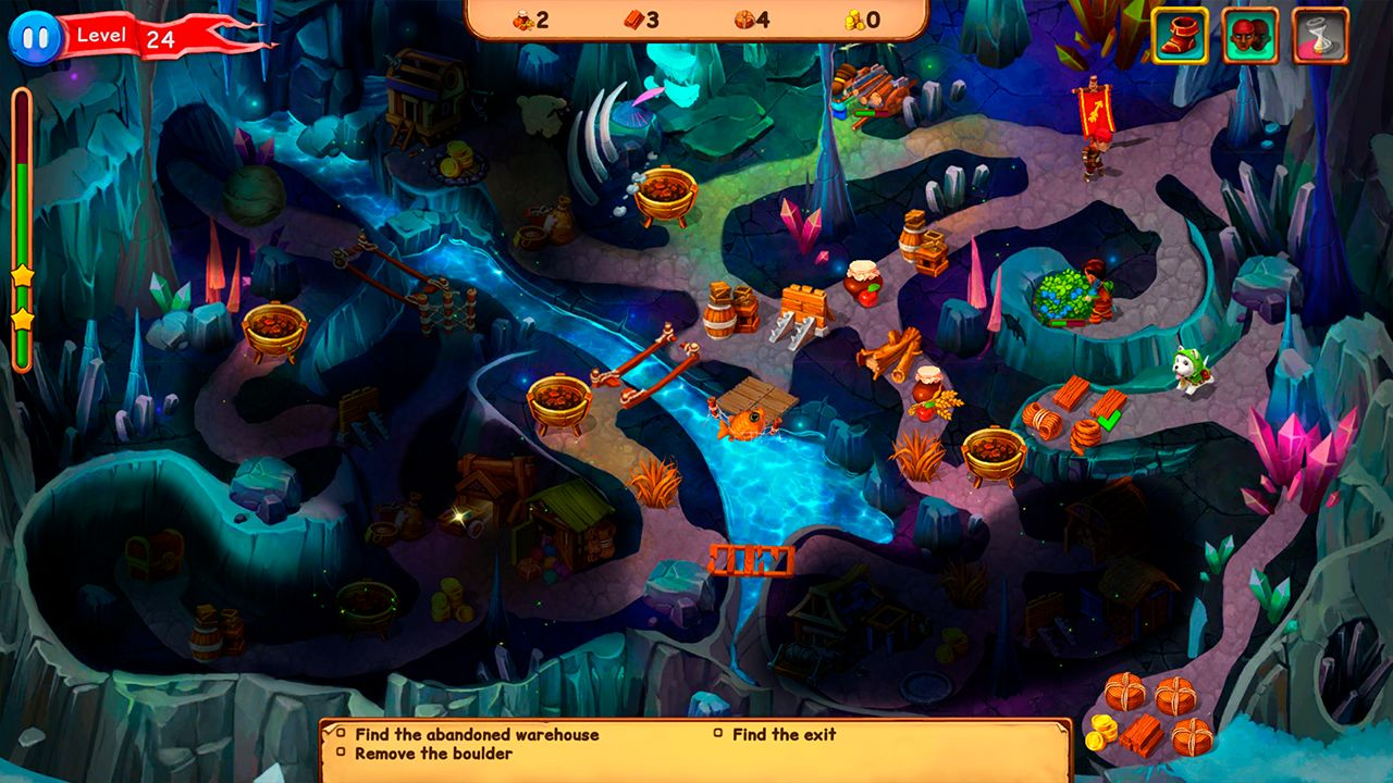 Screenshot from Robin Hood: Winds Of Freedom Collector's Edition (4/8)