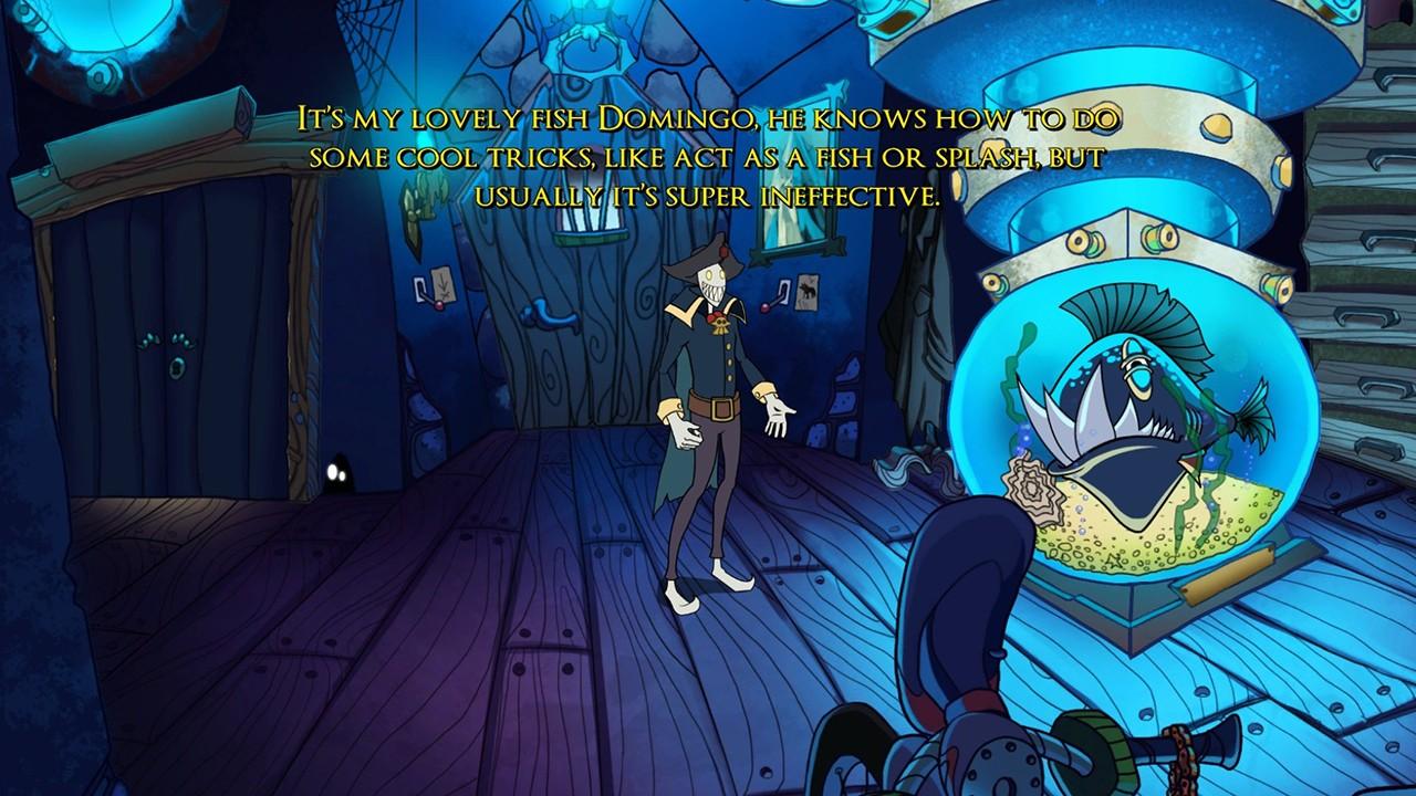 Screenshot from Darkestville Castle (4/9)