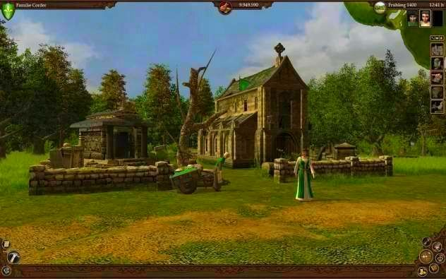 Screenshot from The Guild 2 (2/4)
