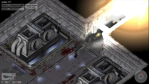 Screenshot from Zombie Shooter 2 (3/6)