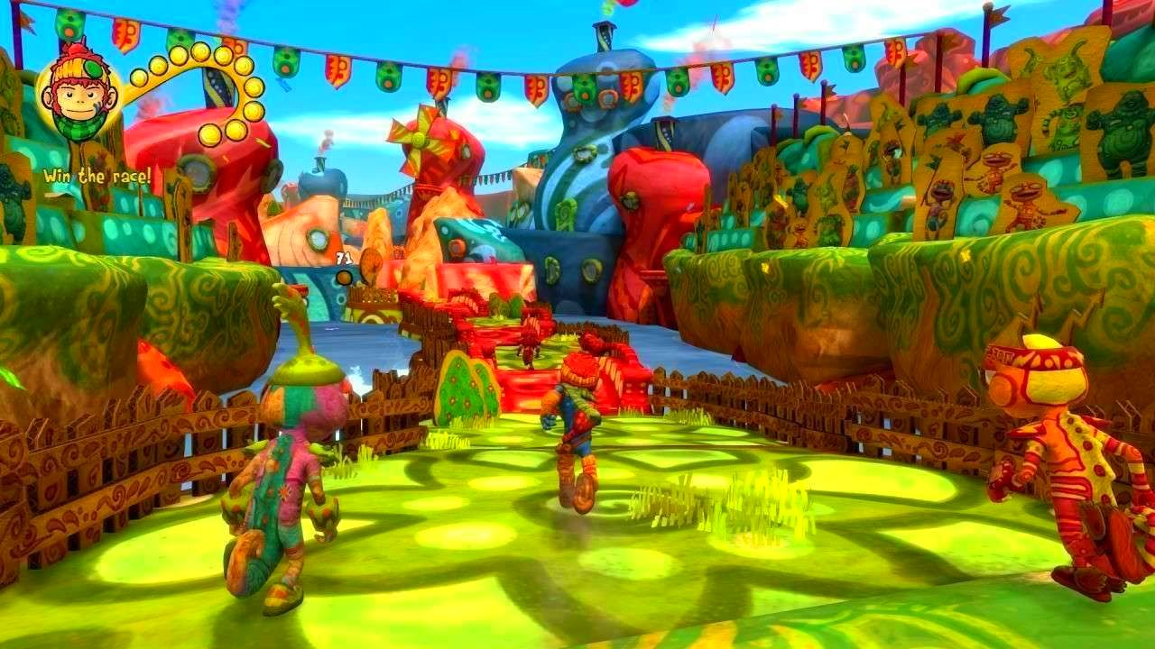 Screenshot from The Last Tinker: City of Colors (3/6)