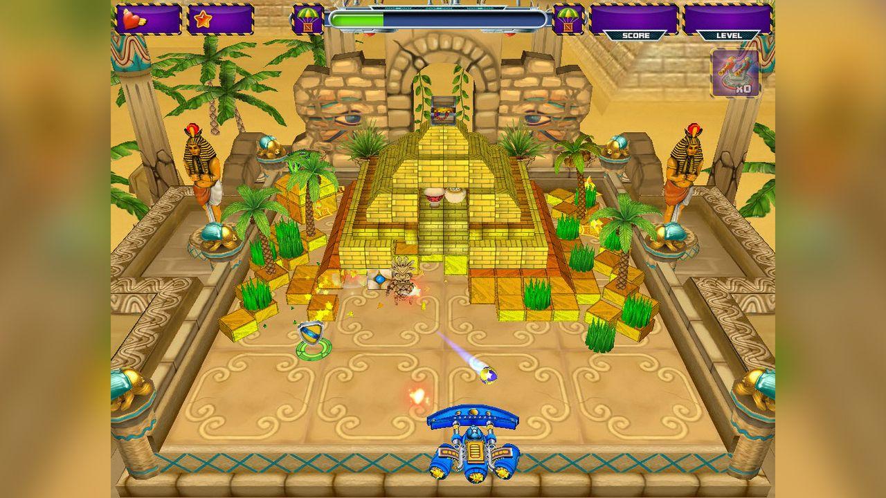 Screenshot from Mega World Smash (1/8)