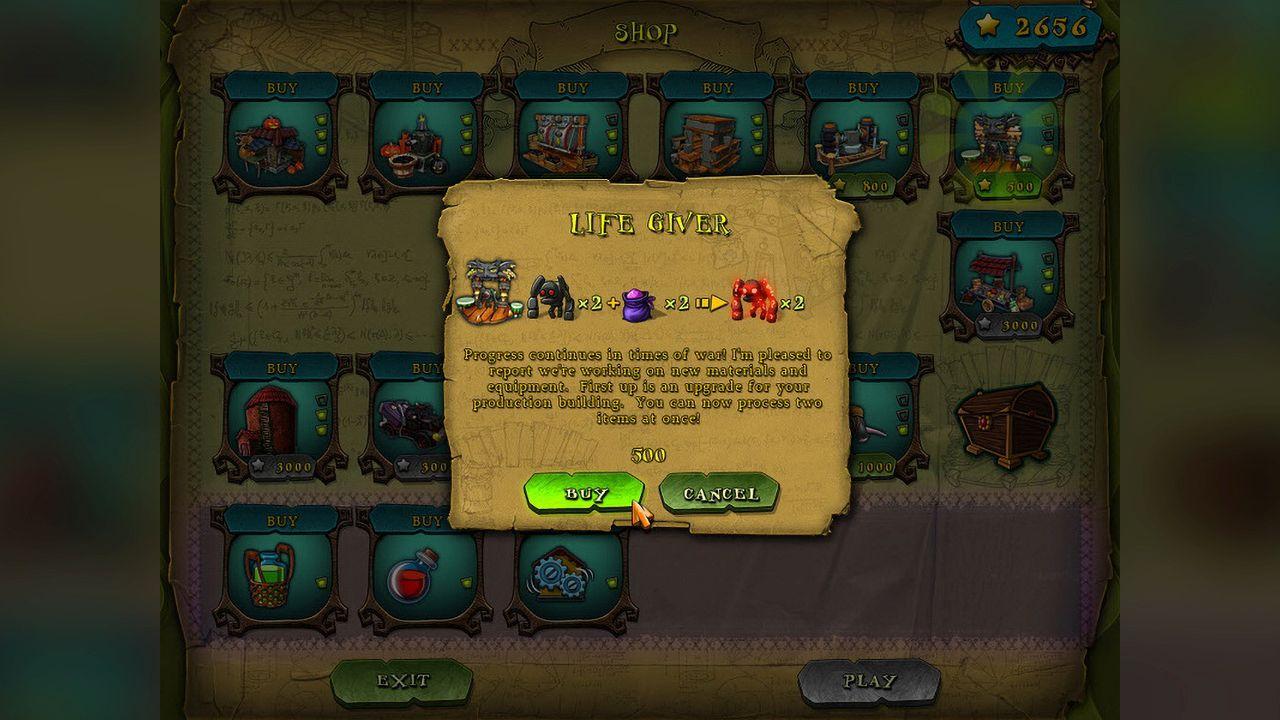 Screenshot from Vampires VS Zombies (3/8)