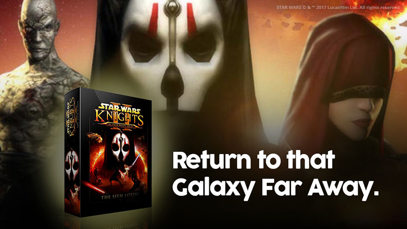 Journey back to that Galaxy Far Away!