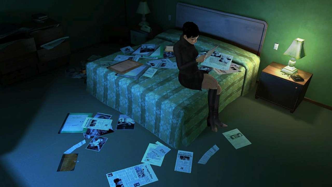Screenshot from Still Life 2 (6/8)