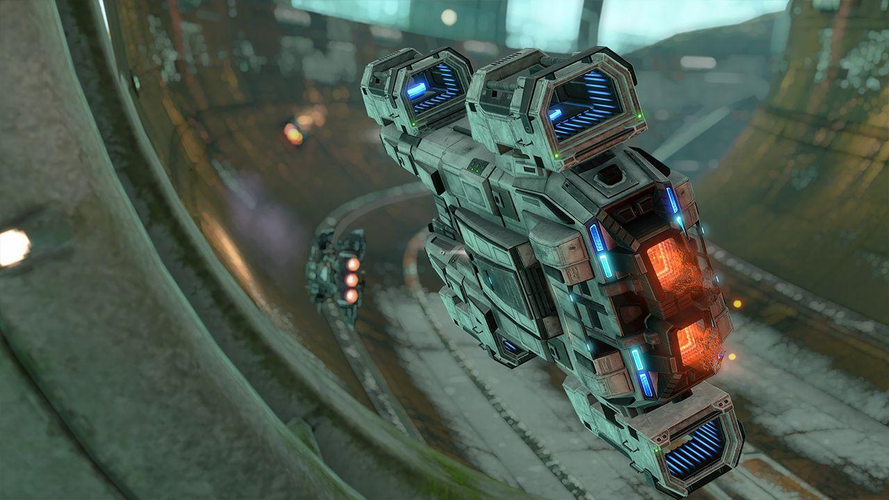 Screenshot from GRIP: Combat Racing (1/10)