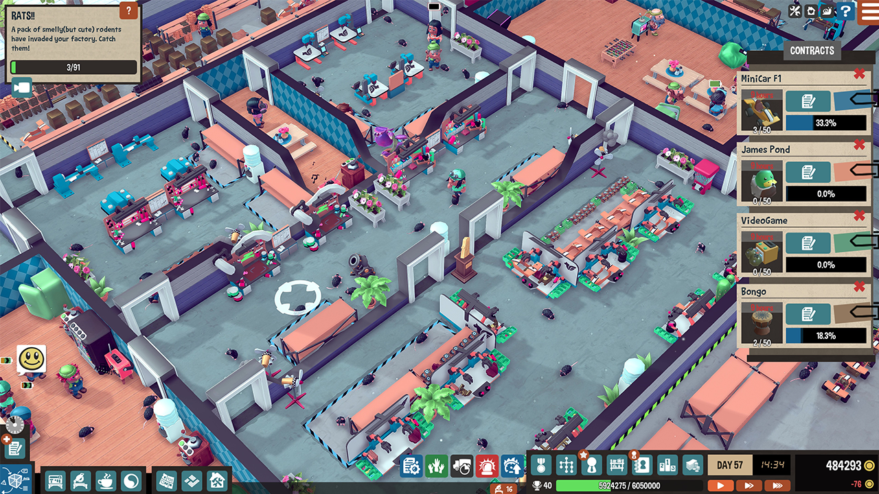 Screenshot from Little Big Workshop (4/5)