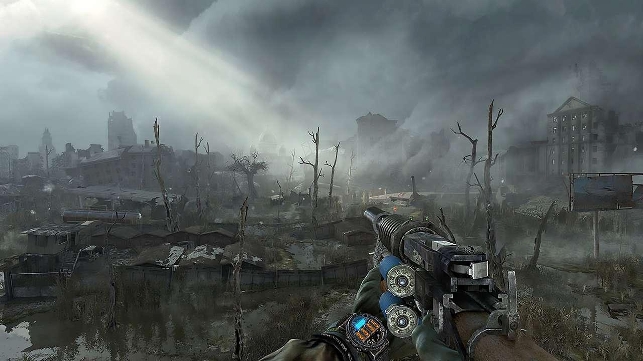 Screenshot from Metro Last Light Redux (3/8)