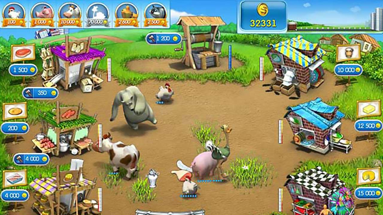 farm and frenzy