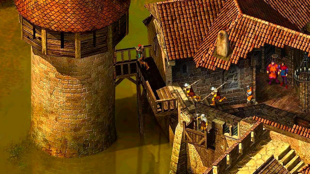 Screenshot from Robin Hood - The Legend of Sherwood (7/8)