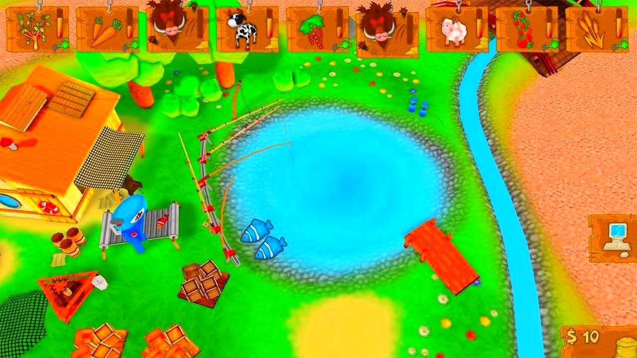 Screenshot from Farm 2 (3/8)