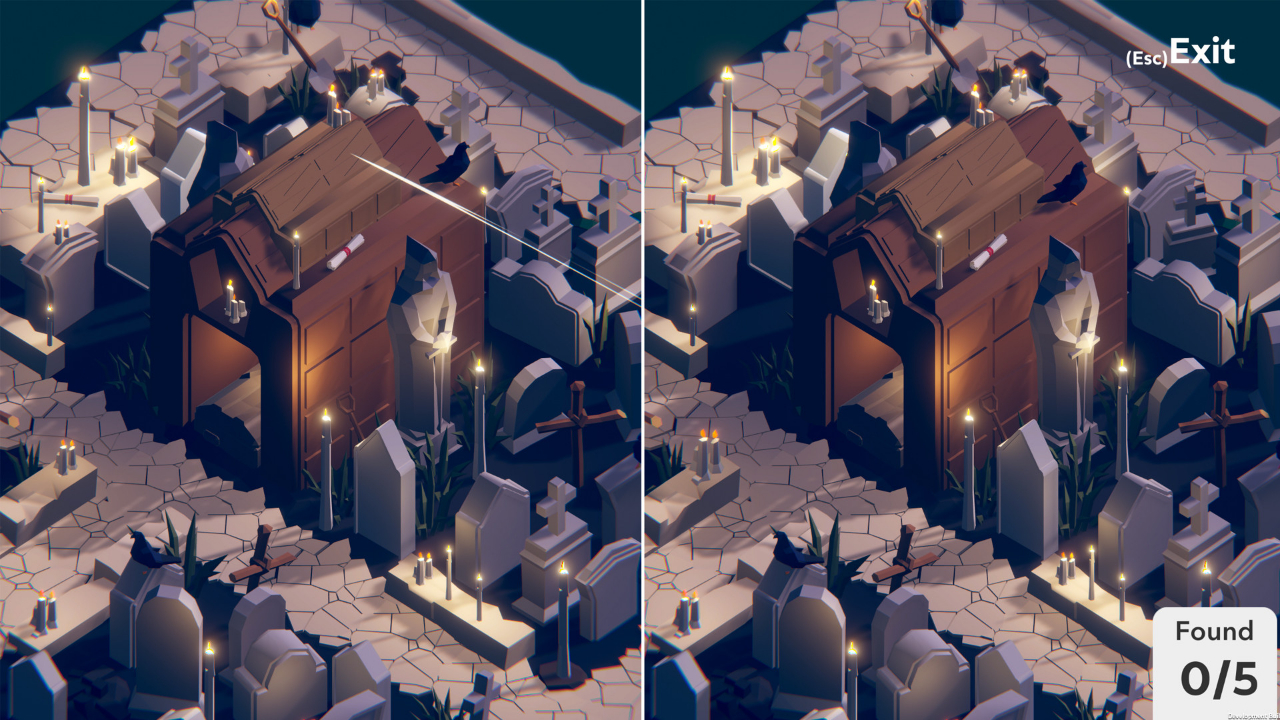 Screenshot from Tiny Lands (3/5)