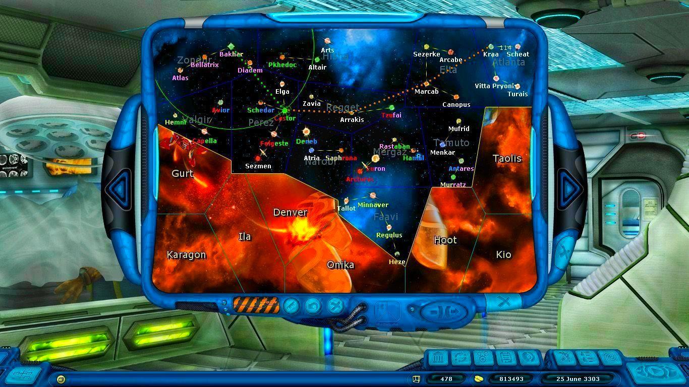 Screenshot from Space Rangers HD: A War Apart (1/6)