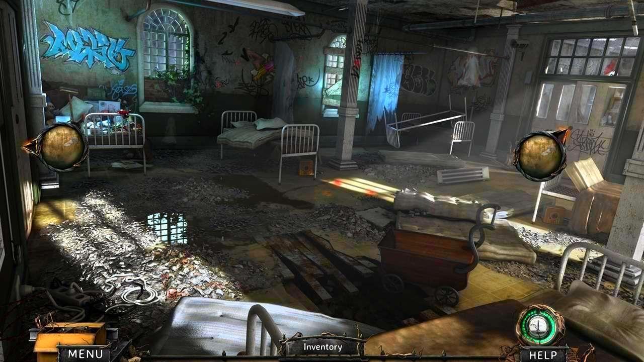 Screenshot from Medford Asylum: Paranormal Case (5/7)