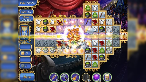 Screenshot from Spooky Bonus (2/6)