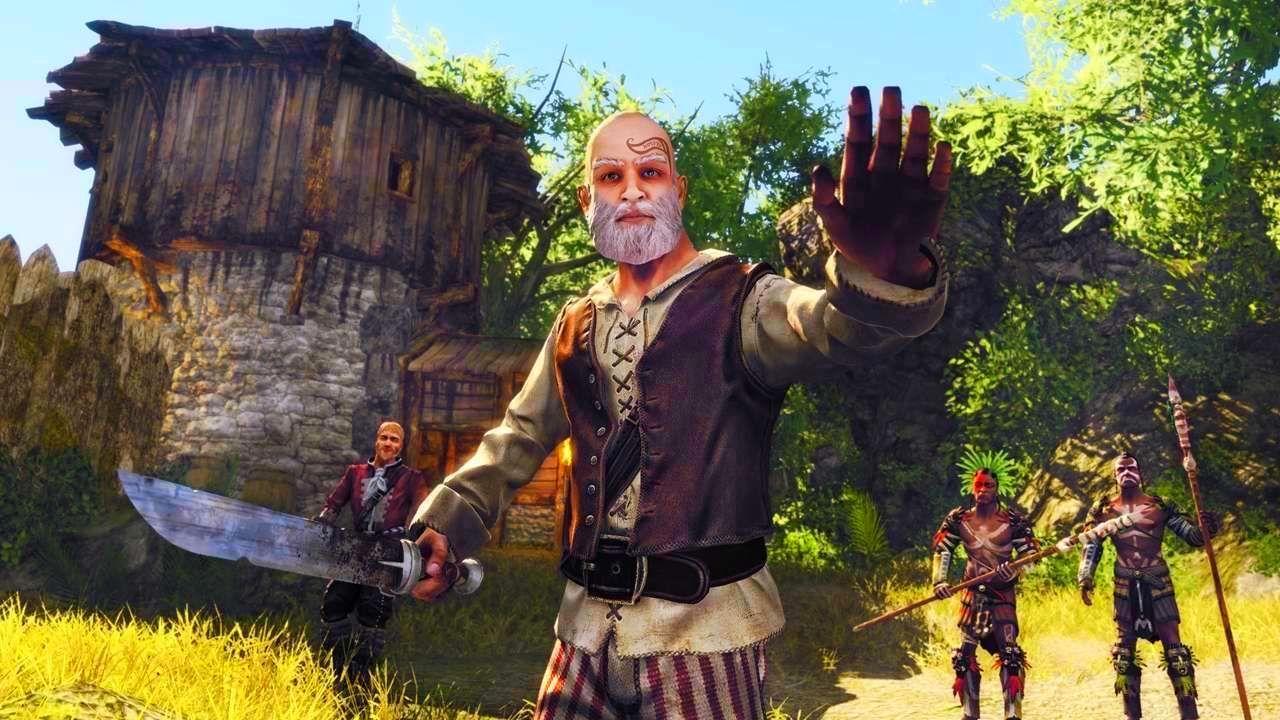 Screenshot from Risen 2: Dark Waters (6/10)