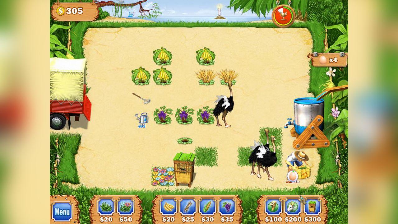 Screenshot from Tropical Farm (8/8)