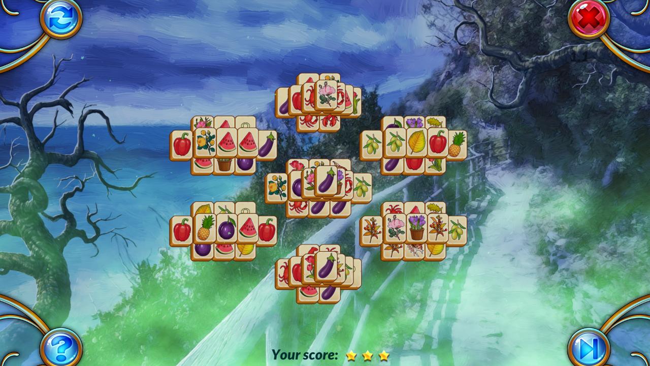 Screenshot from Eco Mahjong (1/5)