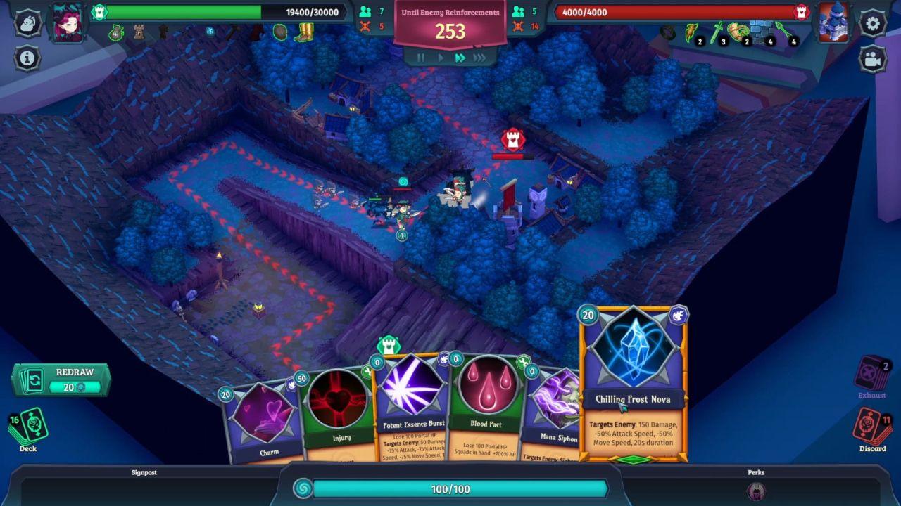 Screenshot from Necronator: Dead Wrong (8/9)