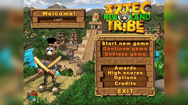 Screenshot from Aztec Tribe: New Land (1/5)