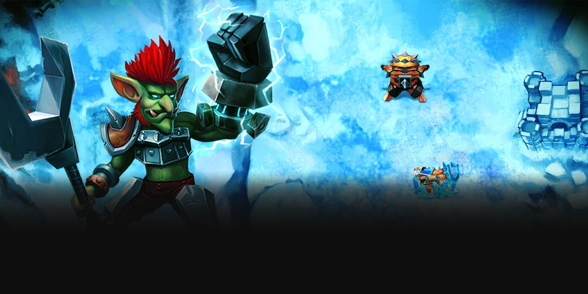 Goblin Defenders: Steel 'n' Wood