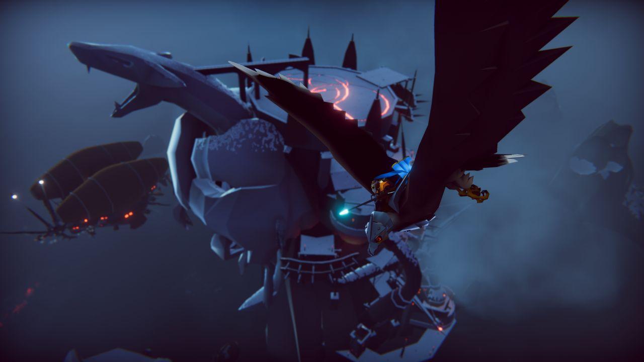 Screenshot from The Falconeer (1/9)