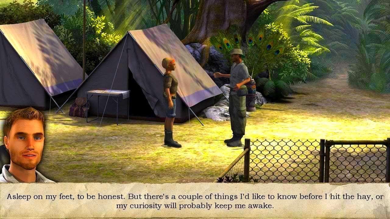 Screenshot from Secret Files 2: Puritas Cordis (10/10)