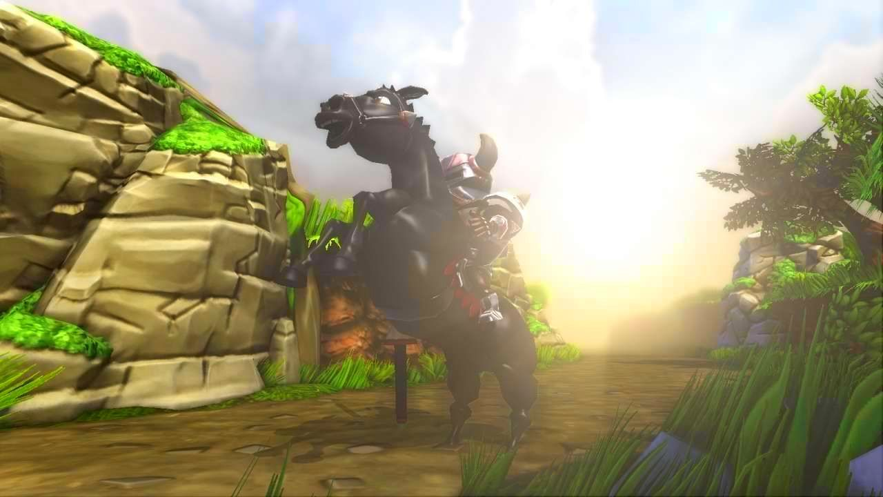 Screenshot from Last Knight: Rogue Rider Edition (5/10)