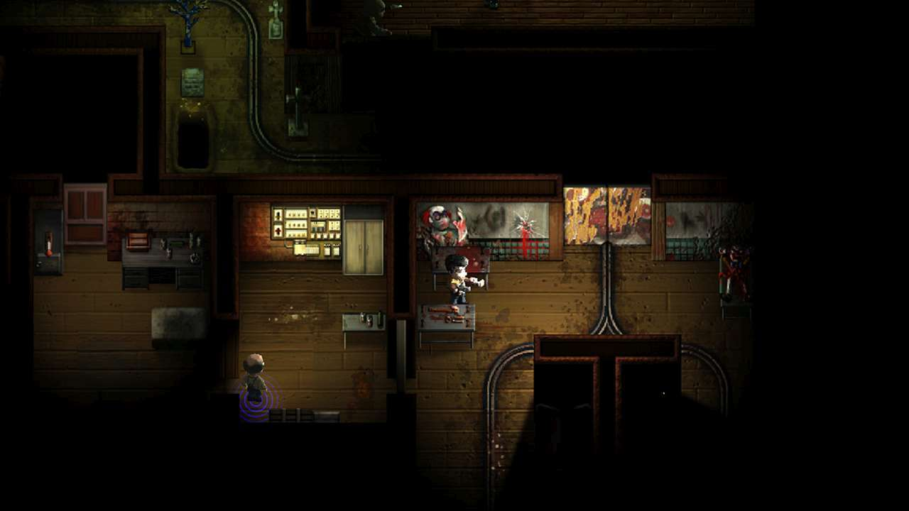 Screenshot from 2Dark (7/9)