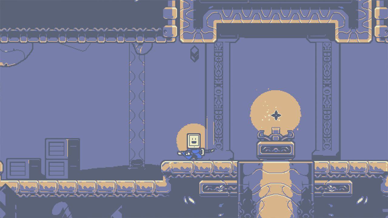 Screenshot from Kunai (1/7)