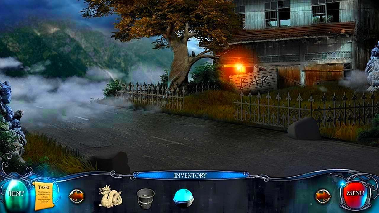 Screenshot from Red Crow Mysteries: Legion (3/10)