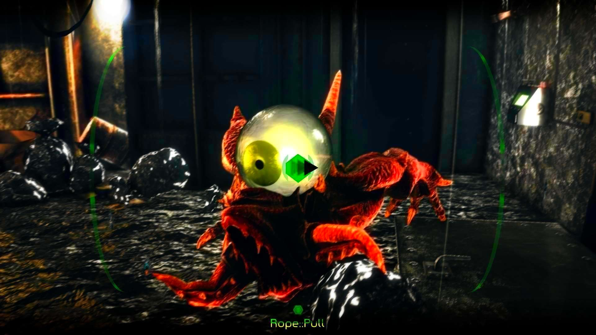 Screenshot from Albedo: Eyes from Outer Space (5/5)