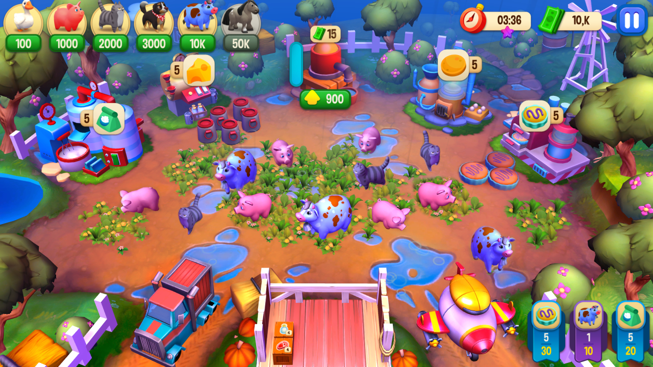 Screenshot from Farm Frenzy: Refreshed Collector's Edition (3/5)