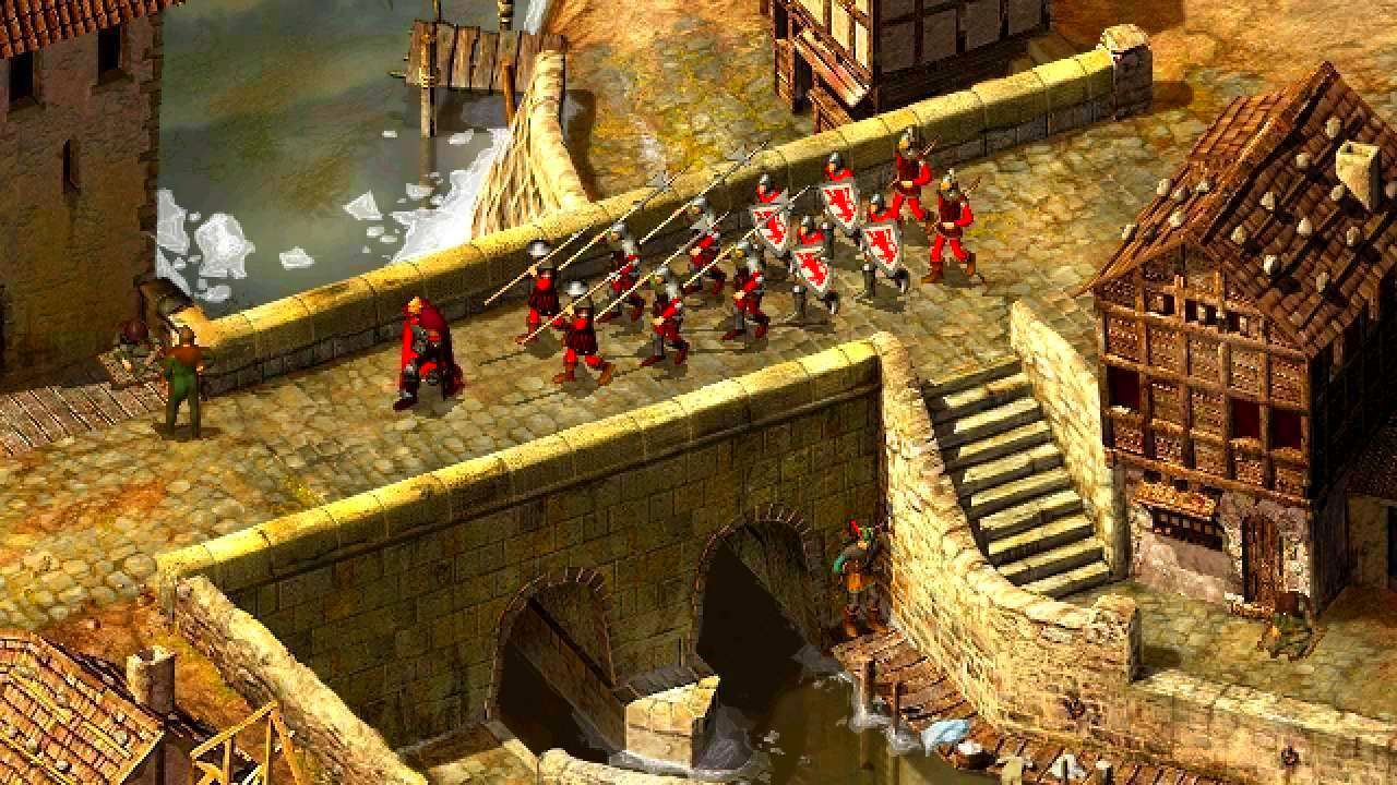 Screenshot from Robin Hood - The Legend of Sherwood (6/8)